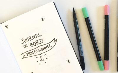 Quel matériel choisir pour débuter un journal de bord ?